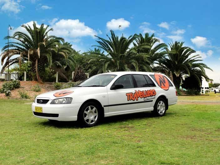 Ford Falcon Stationwagon | Exterieur